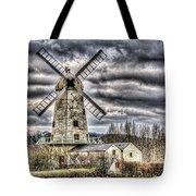 Llancayo Mill Usk 3 Tote Bag