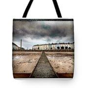 Llandudno North Shore Tote Bag