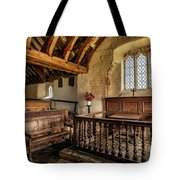Llangelynnin Church Tote Bag