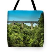 Llangollen Viaduct Tote Bag