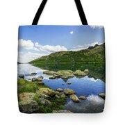 Llyn Lydaw Tote Bag