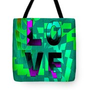 Lo Ve Tote Bag