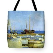 Loading Marble Tote Bag