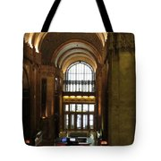 Lobby Of Woolworth Building Tote Bag