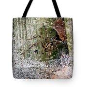 Lobo's Web Tote Bag