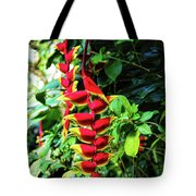 Lobster Claw Tote Bag