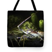 Lobster In Love Tote Bag
