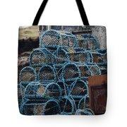 Lobster Pots Tote Bag