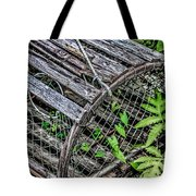 Lobster Trap Tote Bag