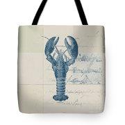 Lobster - J122129185-1211 Tote Bag