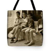 Local Gossip Tote Bag
