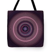 Local Subspace Vibrations Tote Bag