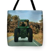 Local Traffic 907 - Painting Tote Bag