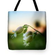 Local Wildflower Tote Bag