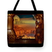 Location Location Tote Bag