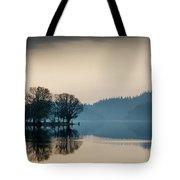 Loch Ard Reflection Tote Bag