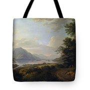 Loch Awe. Argyllshire Tote Bag
