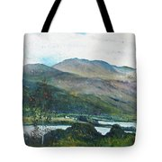 Loch Dun Luiche Donegal Ireland 2916 Tote Bag