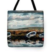 Loch Harray Dawn Iv Tote Bag