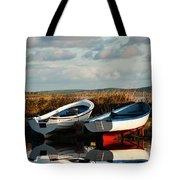 Loch Harray Dawn V Tote Bag