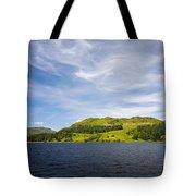 Loch Katrine Scotland Tote Bag
