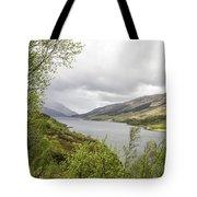 Loch Levern Tote Bag