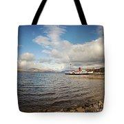 Loch Lomond Landscape Tote Bag