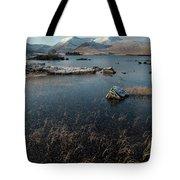 Lochan Nah-achlaise, Rannoch Moor, Scotland Tote Bag