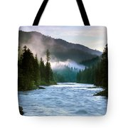 Lochsa River Tote Bag