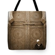 Locked Out. Tote Bag