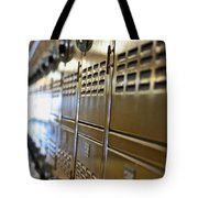 Lockers Tote Bag