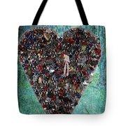 Locket Heart-3 Tote Bag