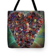 Locket Heart-4 Tote Bag