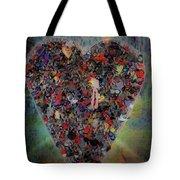 Locket Heart-6 Tote Bag