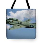 Lockheed F-80  Tote Bag