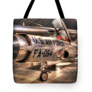 Lockheed F-94 Model C Starfire Tote Bag