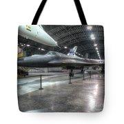 Lockheed Yf-12a Tote Bag