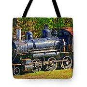 Locomotive 201 Tote Bag