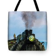 Locomotive 26 Steamtown  Tote Bag