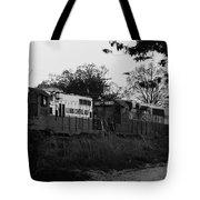 Locomotive 8241 Tote Bag