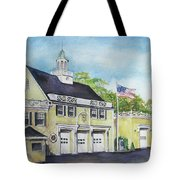 Locust Valley Firehouse Tote Bag