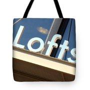 Lofts Tote Bag