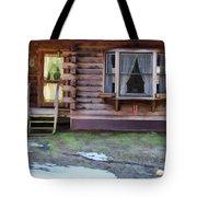 Log Cabin 1 Tote Bag