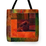 Log Cabin 4006 Tote Bag