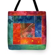 Log Cabin 5007 Tote Bag