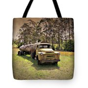 Log Mover Tote Bag