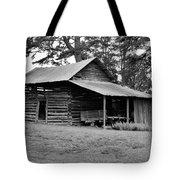 Log Shed Tote Bag