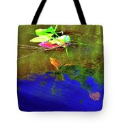 Loggerhead Sea Turtle In The Florida Everglades Tote Bag