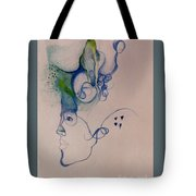 Logical Thought Tote Bag