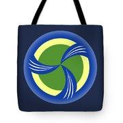 logo for TRAG Tote Bag